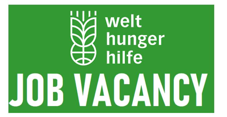 Job Vacancy Notice from Welthungerhilfe